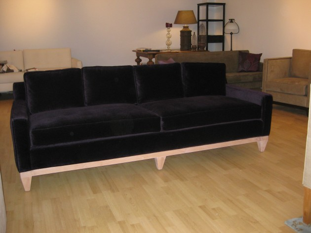 woodwork sofa