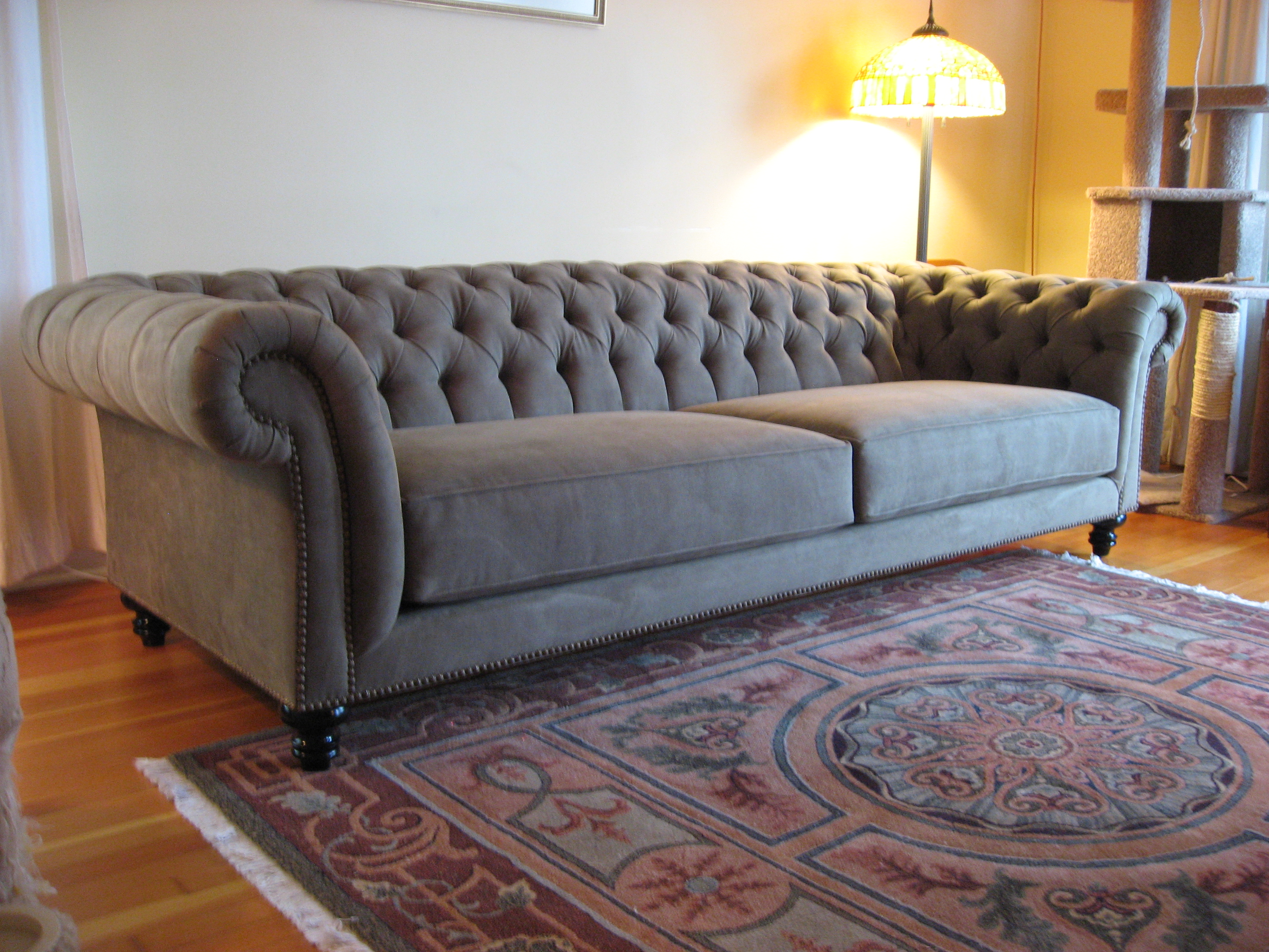 couch seattle custom to the inch seating at non custom. Black Bedroom Furniture Sets. Home Design Ideas